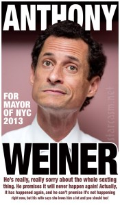 Anthony_Weiner_campaign_poster_2013